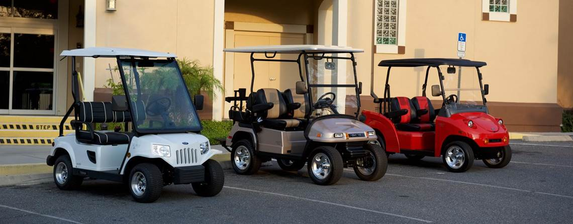 Tomberlin Golf Carts in Santa Rosa Beach, FL