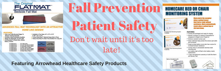 Fall Prevention_Patient Safety banner