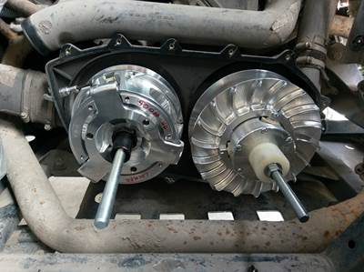 UPGRADED CLUTCH