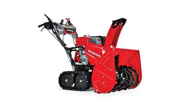 Two-Stage Honda Snowthrower