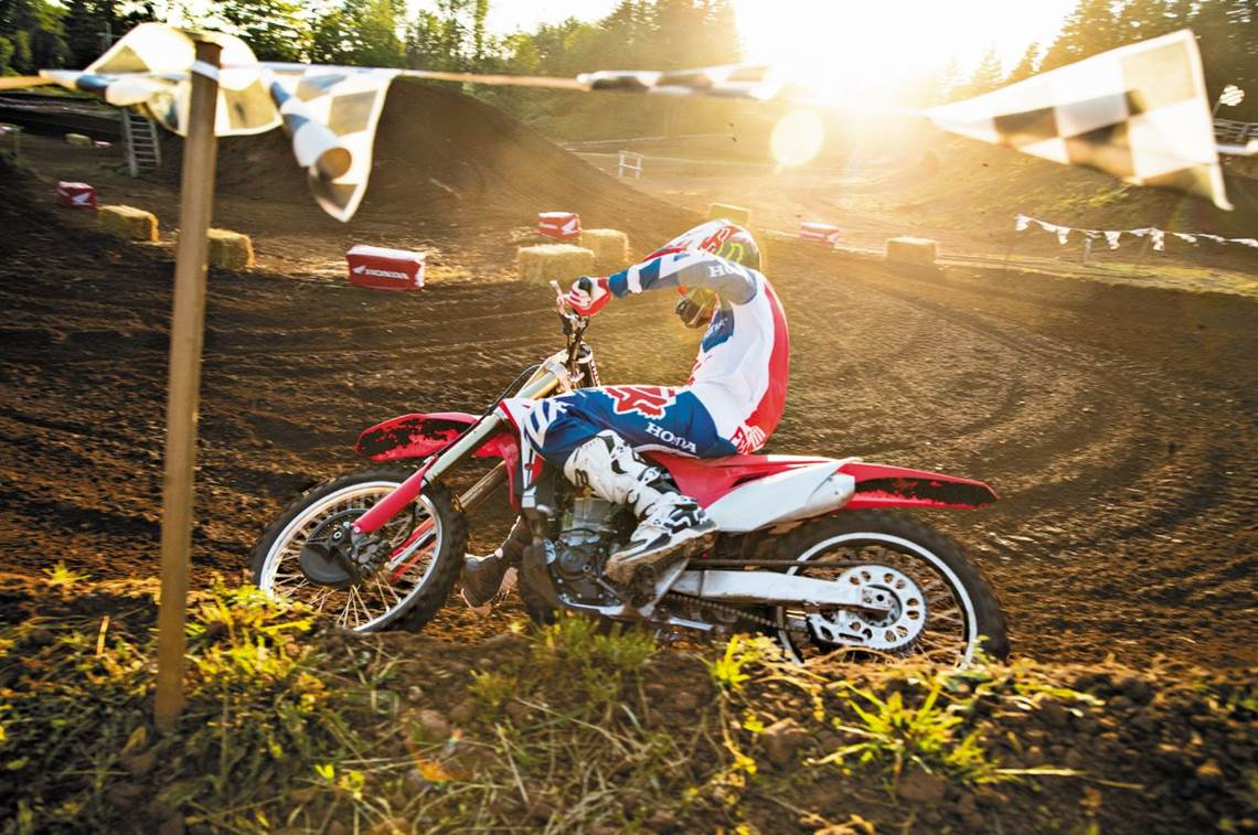 honda dirt bikes in Beaverlodge, AB