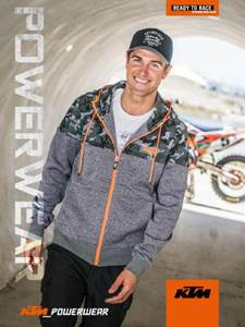 2015 KTM Powerwear Catalog