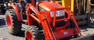 Kioti CK Series Parts Haltom Equipment, Inc  Mooresville, IN