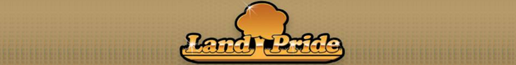 Land Pride Parts Haltom Equipment, Inc  Mooresville, IN (317) 831-4985