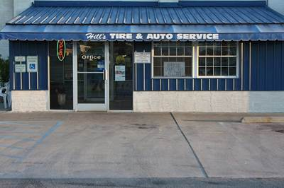 Hill's Tire and Auto in Goldsboro, NC