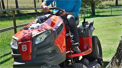 YT42DXLS Riding Mower RL