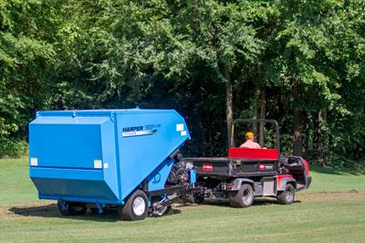 HARPER TURF EQUIPMENT Professional Turf Products Euless, TX