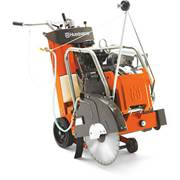 Self Propelled Walk Behind Concrete Saw