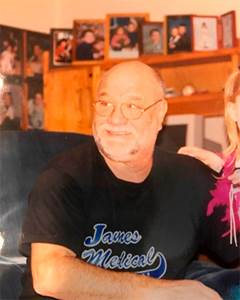 Mike 'Hawk' James and Sandra James: A Tribute to our original owners