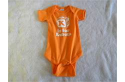 Kubota Infant Creeper Bodysuit