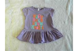 Kubota Toddler Purple Shirt