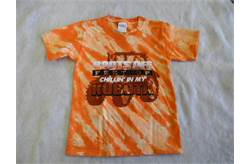 Kubota Boots Off Youth T-Shirt