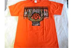 Kubota Men's Orange T-Shirt