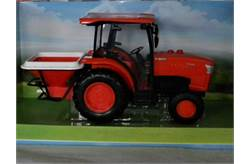 Kubota L6060 Farm Tractor with Spreader