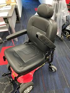 Jazzy power wheelchair Select Elite 2
