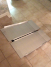 portable aluminum wheelchair ramps, portable ramps, power wheelchair ramp portable
