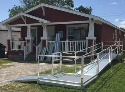 HISA grant funding for wheelchair ramps, veteran wheelchair ramp with double railings, veterans mobility, mobility, motorized wheelchair, wheelchair ramps, handicap ramps, portable wheelchair ramp, aluminum ramps,