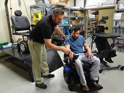 Wheelchair and Mobility