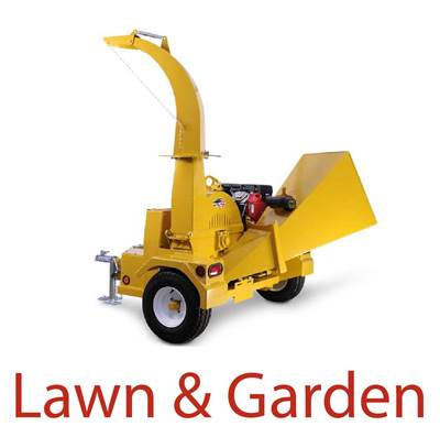 Lawn and Garden text image