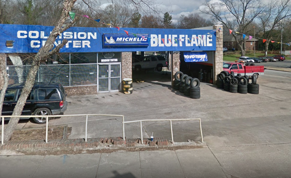blueflame newbern