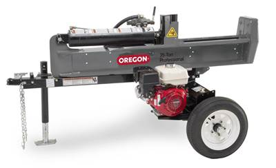 35 Ton Log Splitter
