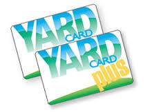 Yard Card Plus