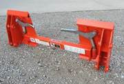 Kubota LA852 to Skid Steer Adapter