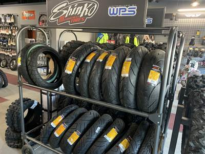 Shinko Cruiser Tires