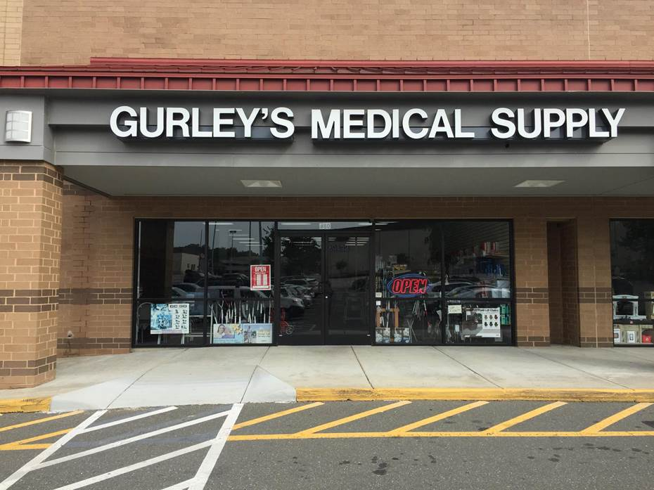 Gurley S Medical Supply Durham Nc 919 237 3608