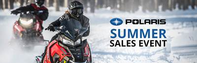Polaris Industries- Summer Sales Event- Snowmobiles- 15711_L