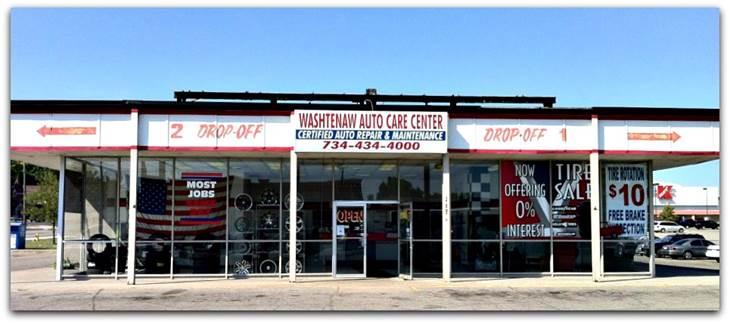 Washtenaw Auto Care Ypsilanti Mi 734 434 4000
