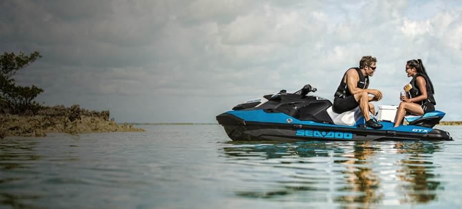 Sea-Doo PWCs in southern Minnesota