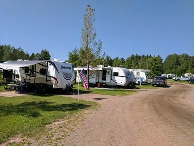 bison campground