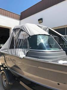 Custom Cover Boats