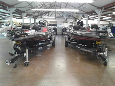 2018 Triton 20TRX and 19TRX Patriots