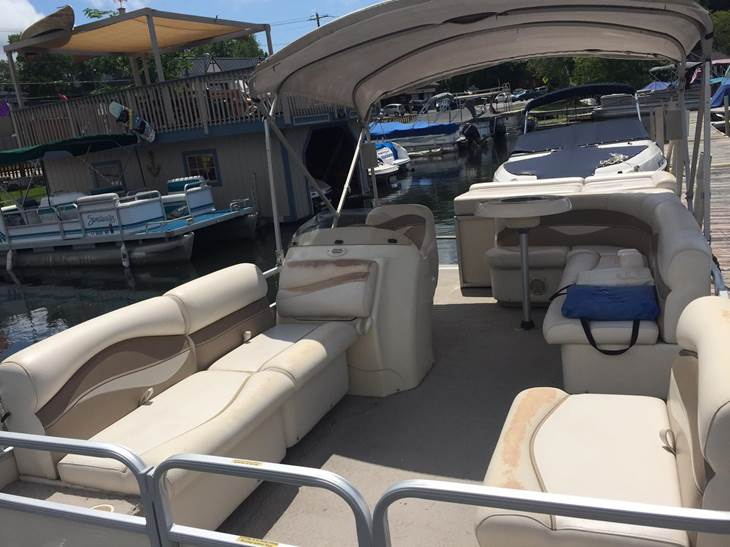 Mahopac Marine-Pontoon Rental