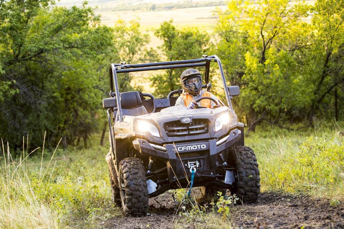 UTV LED Lights Tracks USA Lake Lillian, MN (320) 382-6128