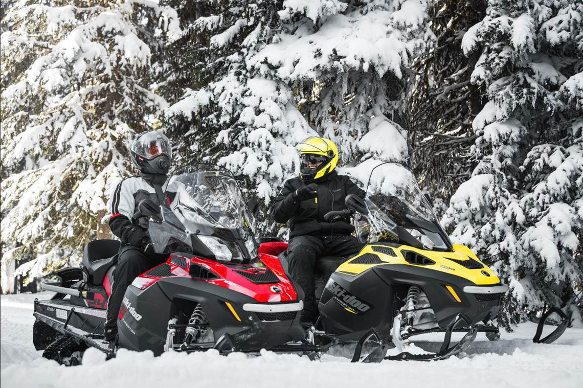 Ski-Doo Expedition Snowmobiles in Anchorage, AK