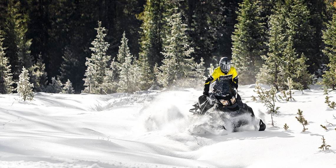 ski-doo Skandic Snowmobile in Anchorage, AK