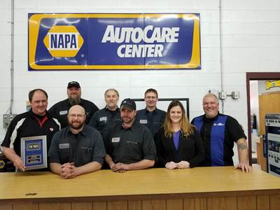 ryans auto team napa picture