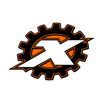 XTreme Power Products Logo l(X gear by themselves) PNG