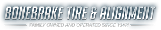 BONEBRAKE TIRE & ALIGNMENT