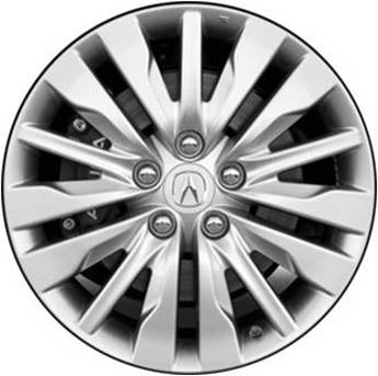 ACURA RL SPOKE SILVER WCWH For Sale Action Wheel - Acura rl wheels
