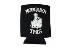 Konquer This Can Coozie