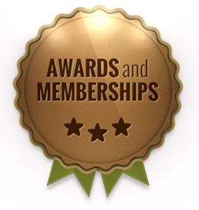 Awards and Memberships