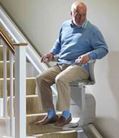 Straight Indoor Stair Lifts