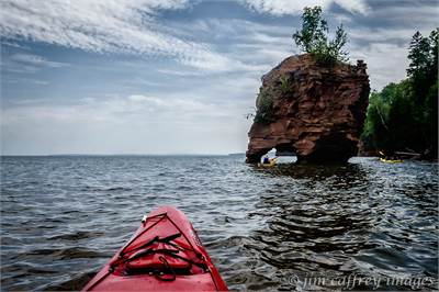 Explore in the water with a Kayak Rental