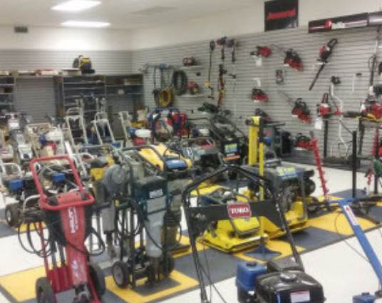 Tool and Pressure Washer Rentals