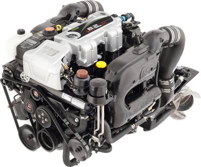 MERCRUISER ENGINES