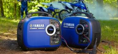 Yamaha Power Equipment